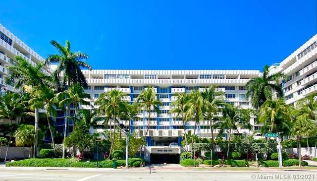 800 West Ave #926, Miami Beach, FL 33139 (MLS #A11008401) :: The Teri Arbogast Team at Keller Williams Partners SW