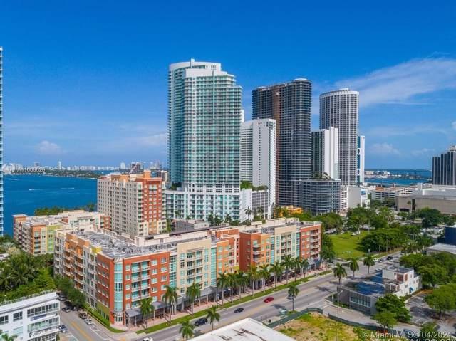 2000 N Bayshore Dr #1207, Miami, FL 33137 (MLS #A11008626) :: Castelli Real Estate Services