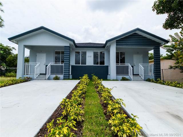 2160 NW 7th Ct, Fort Lauderdale, FL 33311 (MLS #A11008638) :: Castelli Real Estate Services