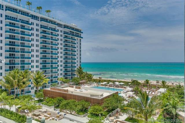 2301 Collins Ave #822, Miami Beach, FL 33139 (MLS #A11008768) :: The Teri Arbogast Team at Keller Williams Partners SW