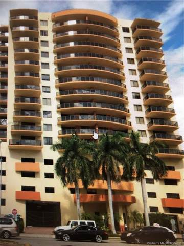 2301 SW 27th Ave #501, Miami, FL 33145 (#A11008853) :: Posh Properties