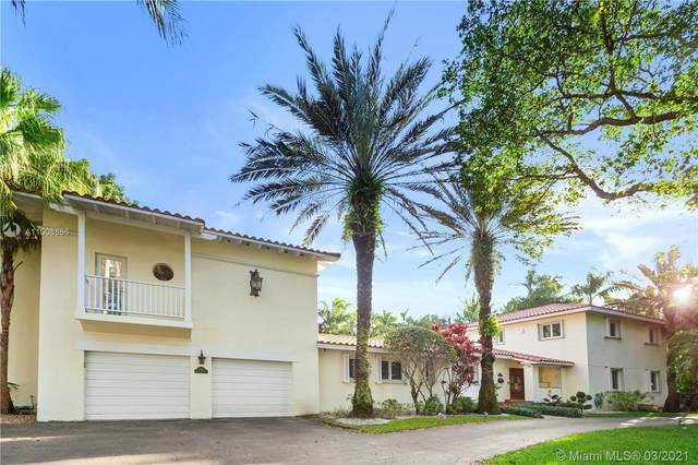 1516 Garcia Ave, Coral Gables, FL 33146 (MLS #A11008866) :: The Riley Smith Group