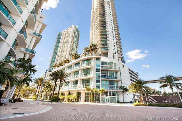 90 SW 3rd St #2004, Miami, FL 33130 (MLS #A11009020) :: The Rose Harris Group