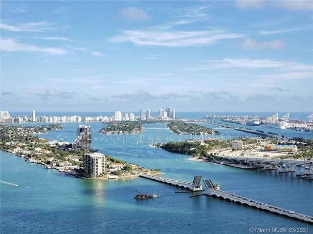 488 NE 18th St #4104, Miami, FL 33132 (MLS #A11009127) :: Green Realty Properties