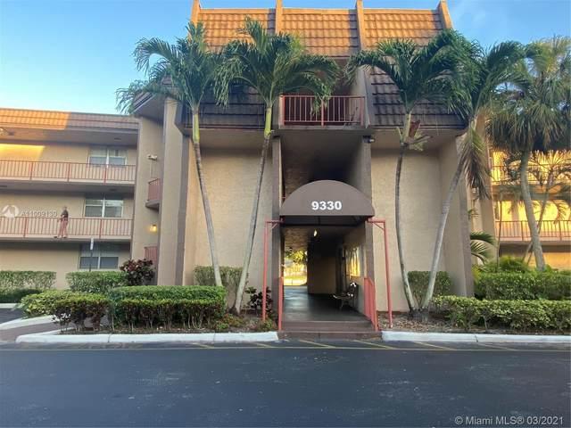 9330 Lime Bay Blvd #205, Tamarac, FL 33321 (MLS #A11009130) :: Search Broward Real Estate Team