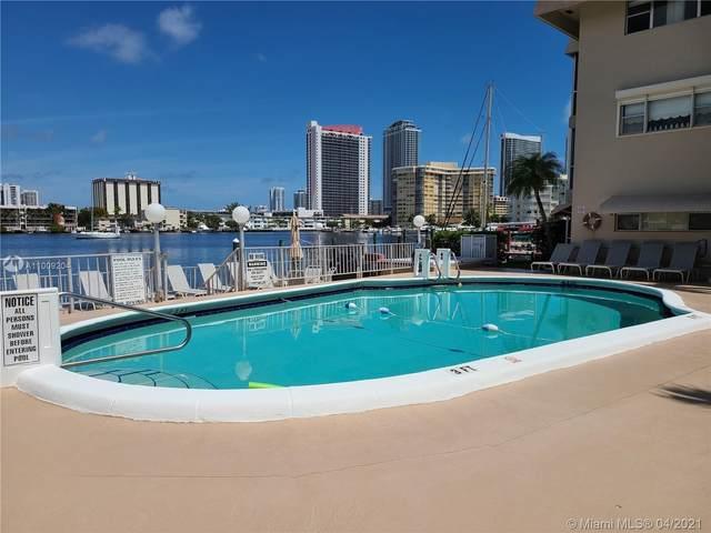 300 Golden Isles Dr #312, Hallandale Beach, FL 33009 (MLS #A11009204) :: Re/Max PowerPro Realty