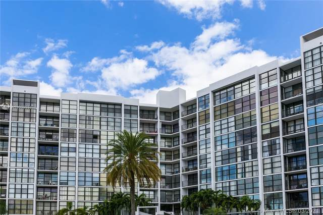 800 Parkview Dr #110, Hallandale Beach, FL 33009 (MLS #A11009651) :: ONE | Sotheby's International Realty