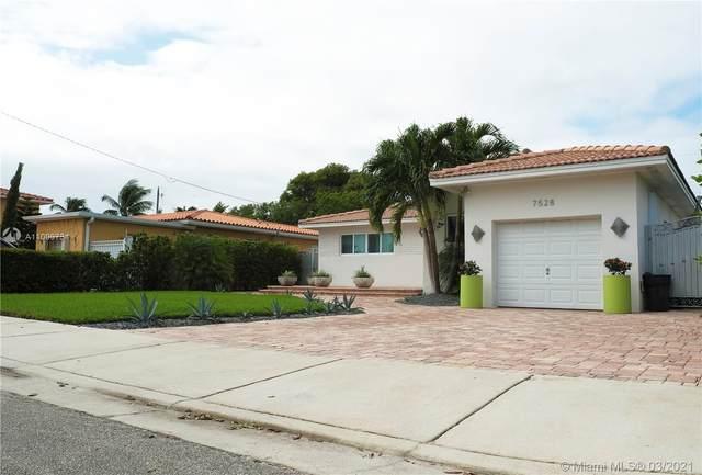 7528 Hispanola Ave, North Bay Village, FL 33141 (MLS #A11009734) :: Carlos + Ellen