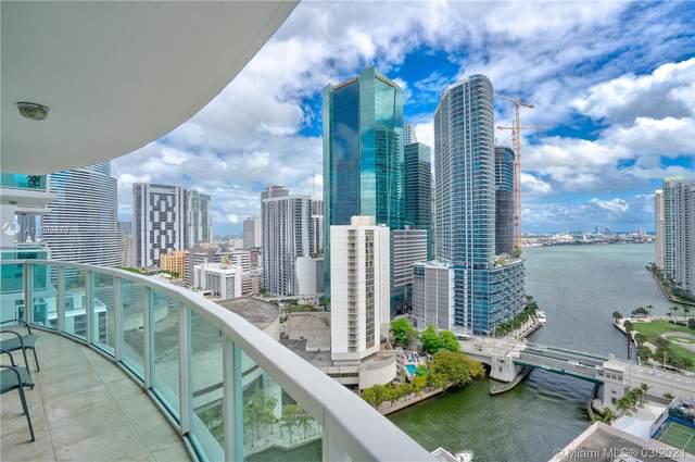 31 SE 5th St #2606, Miami, FL 33131 (MLS #A11009879) :: Carole Smith Real Estate Team