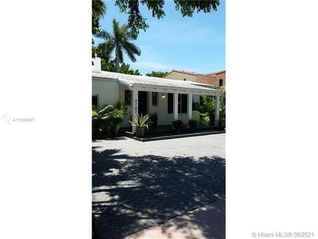 4707 Alton Rd, Miami Beach, FL 33140 (MLS #A11009937) :: Douglas Elliman