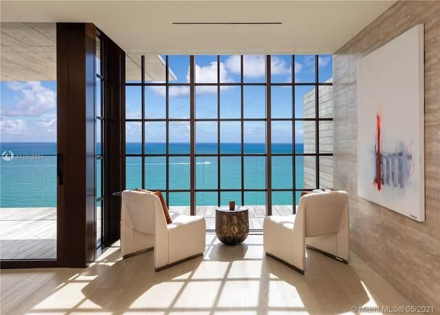 8955 Collins #701, Miami Beach, FL 33154 (MLS #A11010001) :: Patty Accorto Team