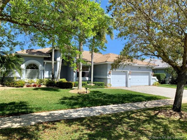 12551 Countryside Ter, Cooper City, FL 33330 (MLS #A11010020) :: The Teri Arbogast Team at Keller Williams Partners SW