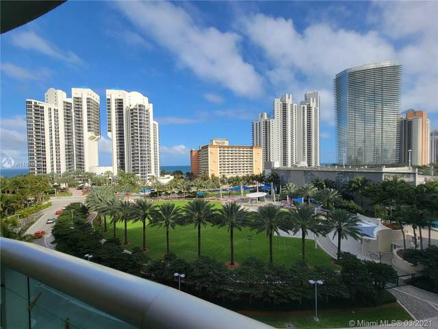 19370 Collins Ave #721, Sunny Isles Beach, FL 33160 (#A11010384) :: Posh Properties