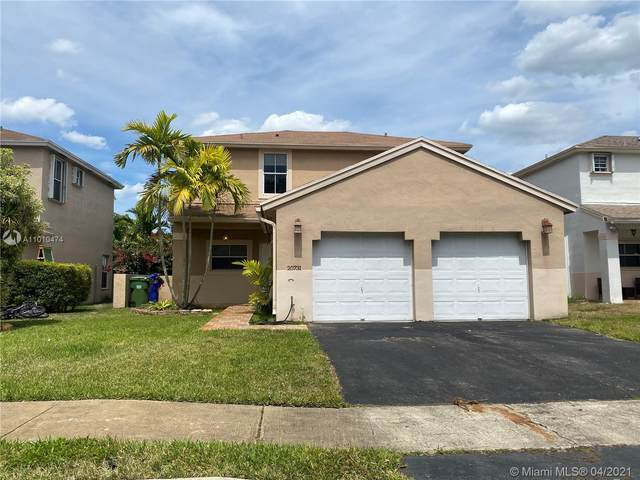 20731 NW 3rd St, Pembroke Pines, FL 33029 (MLS #A11010474) :: Green Realty Properties