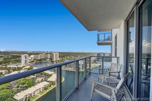 4010 S Ocean Dr R2704, Hollywood, FL 33019 (MLS #A11010531) :: United Realty Group