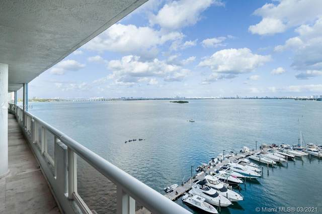 1717 N Bayshore Dr A-1432, Miami, FL 33132 (MLS #A11010618) :: The Teri Arbogast Team at Keller Williams Partners SW