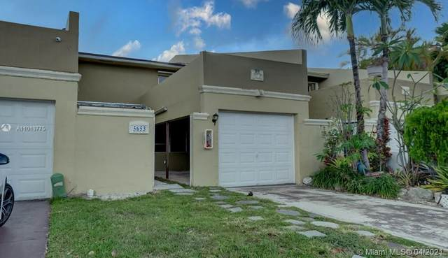 5653 SW 142nd, Miami, FL 33183 (MLS #A11010775) :: The Riley Smith Group