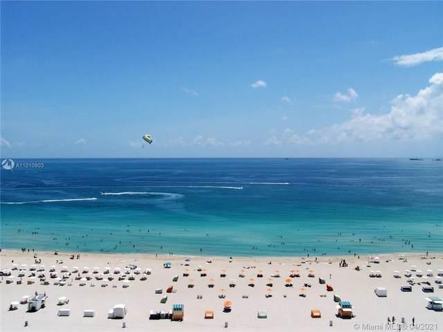 1455 Ocean Dr #1607, Miami Beach, FL 33139 (MLS #A11010903) :: GK Realty Group LLC