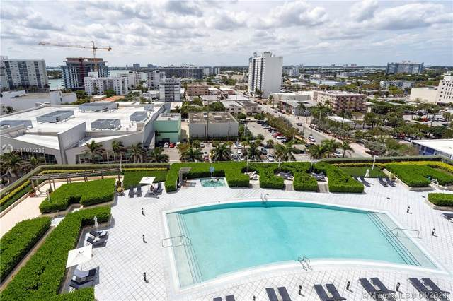 6899 Collins Ave #1210, Miami Beach, FL 33141 (MLS #A11010981) :: The Riley Smith Group
