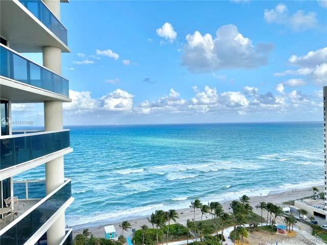 1850 S Ocean Dr #1805, Hallandale Beach, FL 33009 (MLS #A11011086) :: Team Citron