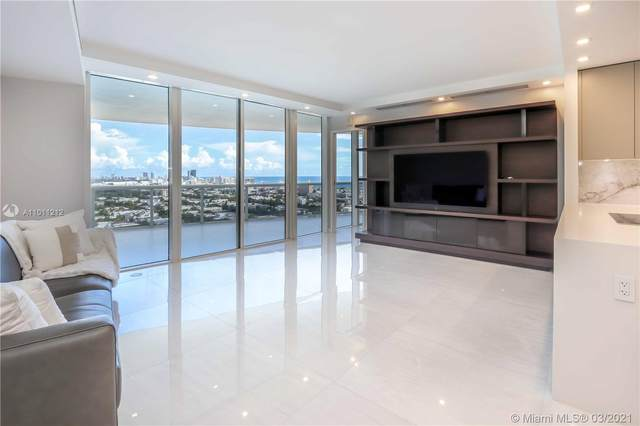 400 Alton Rd #2407, Miami Beach, FL 33139 (MLS #A11011212) :: Equity Advisor Team