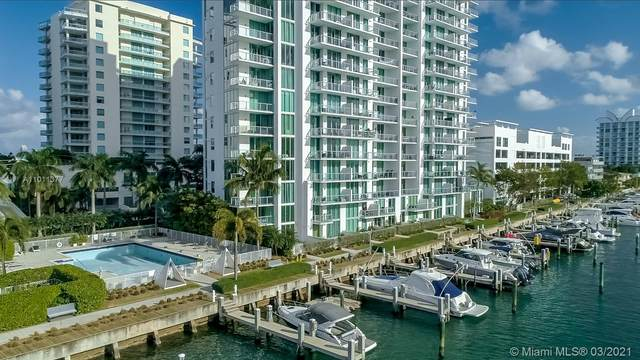 7930 East Dr #507, North Bay Village, FL 33141 (MLS #A11011377) :: Compass FL LLC