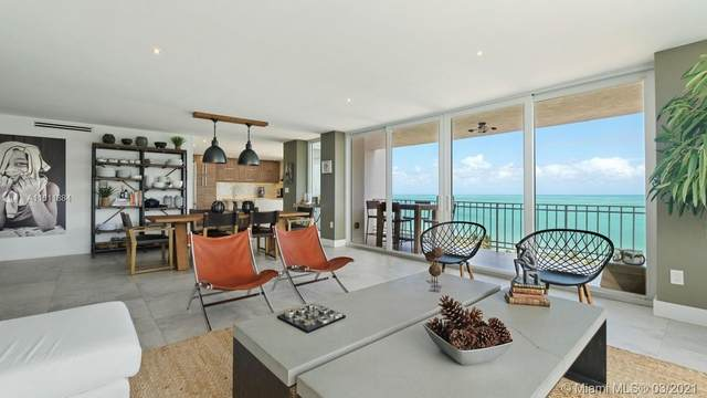881 Ocean Dr 8A, Key Biscayne, FL 33149 (MLS #A11011384) :: The Howland Group