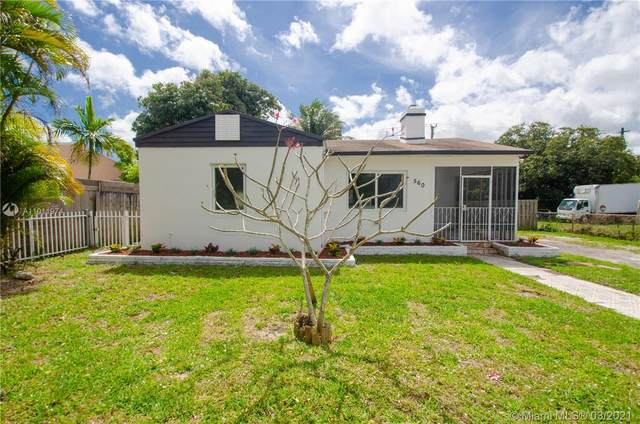 560 NW 124th St, North Miami, FL 33168 (MLS #A11011974) :: The Teri Arbogast Team at Keller Williams Partners SW