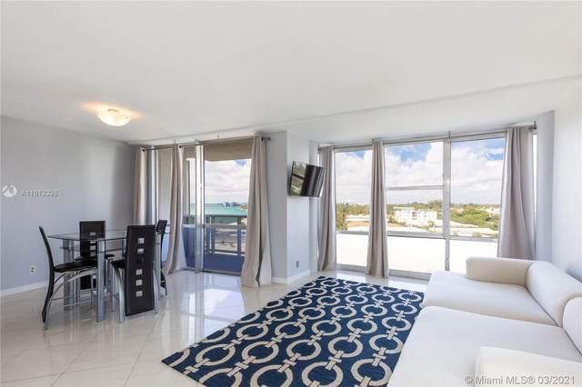 900 Bay Dr #617, Miami Beach, FL 33141 (#A11012326) :: Posh Properties