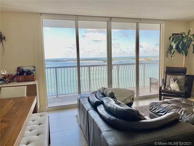1200 Brickell Bay Dr #3101, Miami, FL 33131 (MLS #A11012470) :: The Riley Smith Group