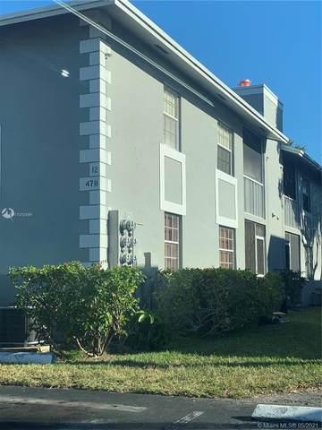 478 NE 210th Cir Ter 103-12, Miami, FL 33179 (MLS #A11012499) :: GK Realty Group LLC