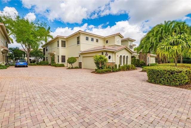 7551 Old Thyme Ct 15A, Parkland, FL 33076 (MLS #A11012658) :: Prestige Realty Group
