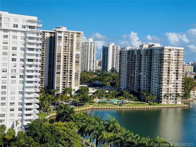 2801 NE 183rd St 1510W, Aventura, FL 33160 (#A11012812) :: Posh Properties