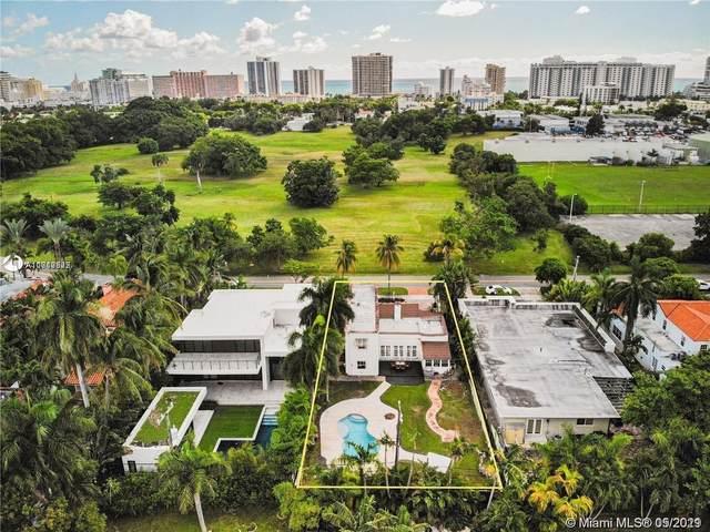 2444 Prairie Ave, Miami Beach, FL 33140 (MLS #A11012822) :: Team Citron