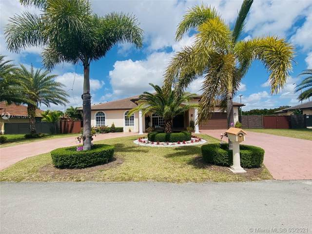 12721 SW 184th Ter, Miami, FL 33177 (MLS #A11012912) :: The Riley Smith Group