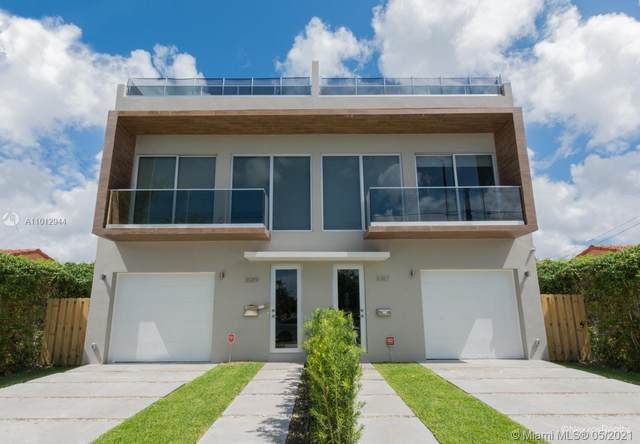 3087 SW 21 St #3087, Miami, FL 33145 (MLS #A11012944) :: The Rose Harris Group