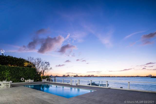 10000 W Broadview Dr, Bay Harbor Islands, FL 33154 (MLS #A11013051) :: Carole Smith Real Estate Team