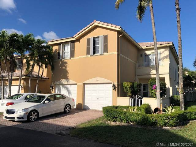 5490 NW 113th Ct, Doral, FL 33178 (MLS #A11013214) :: The Jack Coden Group
