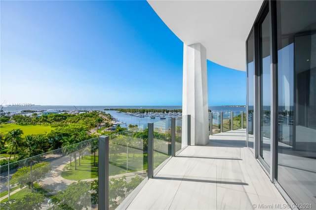 2811 S Bayshore Drive 8A, Coconut Grove, FL 33133 (MLS #A11013623) :: Carlos + Ellen