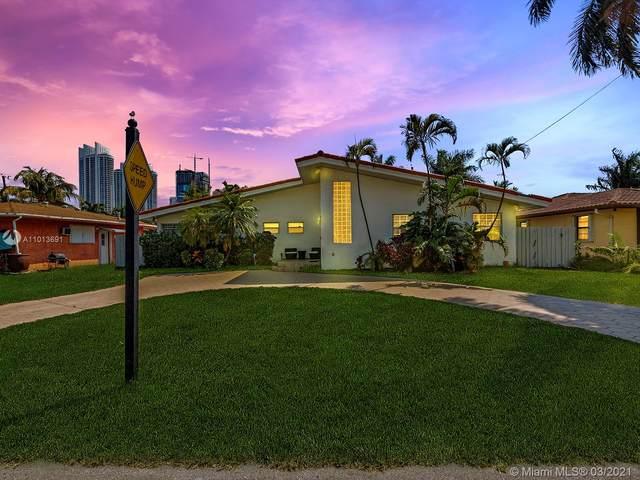 320 188th St, Sunny Isles Beach, FL 33160 (MLS #A11013691) :: Prestige Realty Group