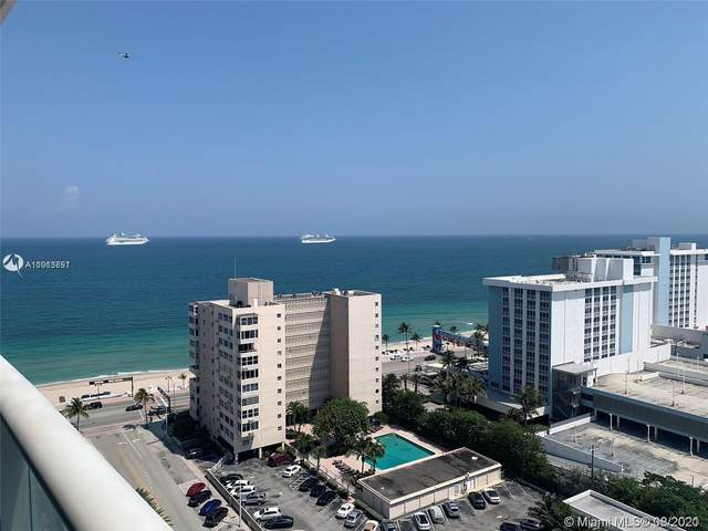 3101 Bayshore Dr #1707, Fort Lauderdale, FL 33304 (MLS #A11013751) :: Green Realty Properties
