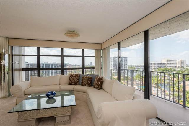 400 Leslie Dr #1131, Hallandale Beach, FL 33009 (MLS #A11013989) :: Green Realty Properties