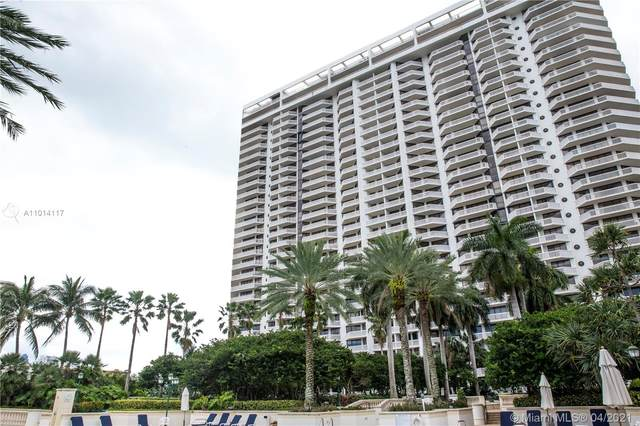 2000 Island Blvd #703, Aventura, FL 33160 (MLS #A11014117) :: Green Realty Properties