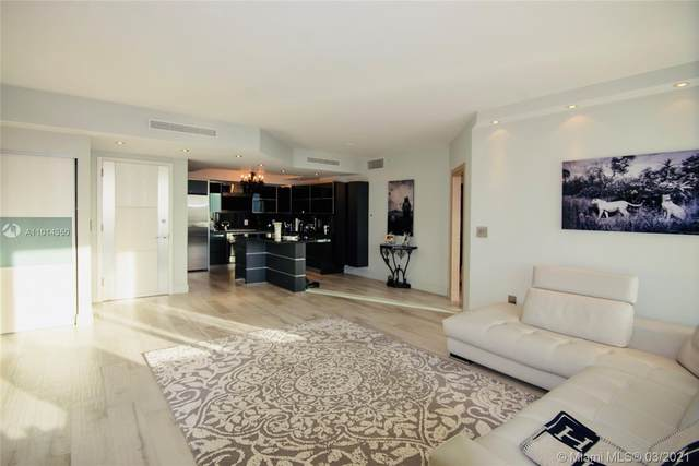 17555 Atlantic Blvd Uph4, Sunny Isles Beach, FL 33160 (MLS #A11014350) :: The Riley Smith Group