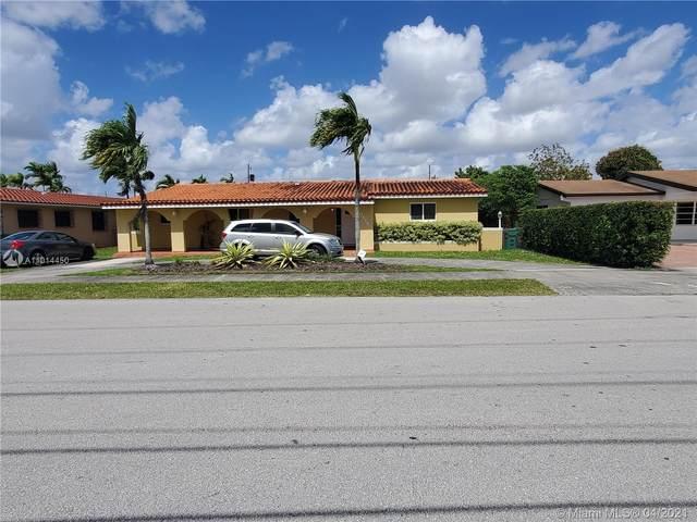 10575 SW 28th St, Miami, FL 33165 (MLS #A11014450) :: Team Citron