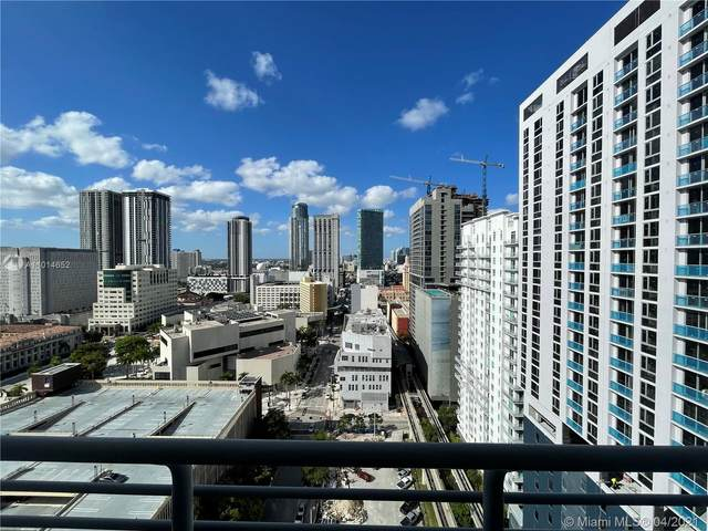 133 NE 2nd Ave #2211, Miami, FL 33132 (MLS #A11014652) :: Prestige Realty Group