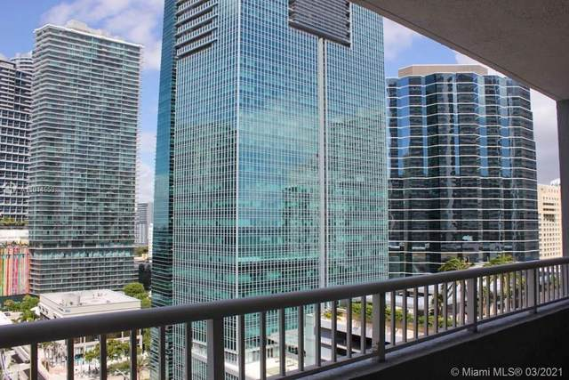 170 SE 14th St #1906, Miami, FL 33131 (MLS #A11014659) :: ONE | Sotheby's International Realty