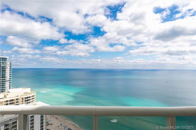 17201 Collins Ave #3907, Sunny Isles Beach, FL 33160 (MLS #A11014961) :: The Teri Arbogast Team at Keller Williams Partners SW