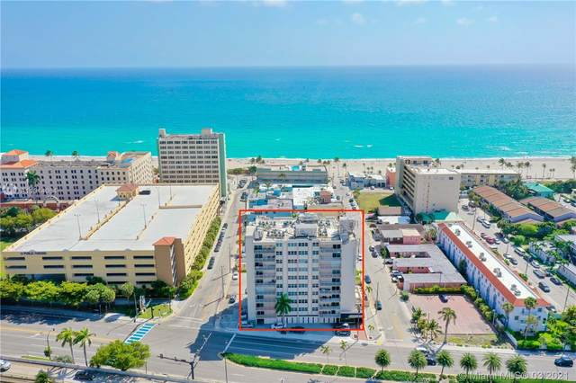 211 S Ocean Dr #402, Hollywood, FL 33019 (MLS #A11014964) :: ONE   Sotheby's International Realty