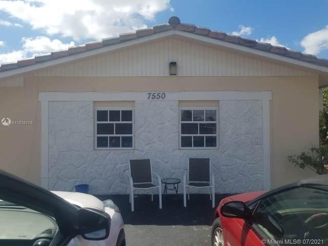 7550 SW 133rd Ave, Miami, FL 33183 (MLS #A11015179) :: Team Citron